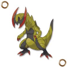 Tranchodon Pokemon