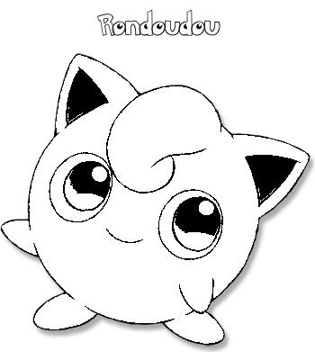 Kleurplaten Raichu Liste Des Pokemons A Colorier Generation 1